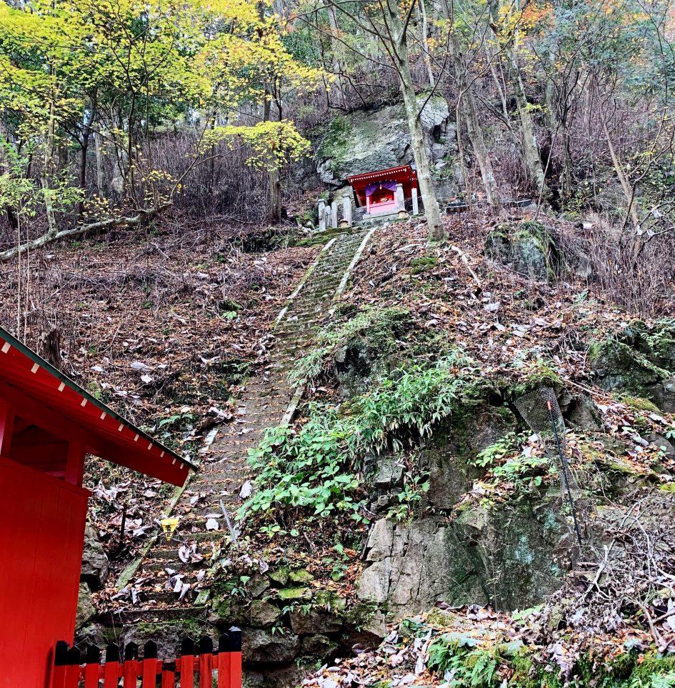 奥山愛宕神社・社殿